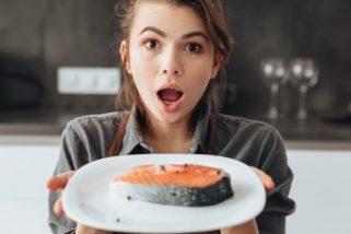Eating Fish Keeps Parkinson's Disease Away
