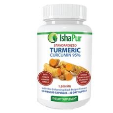 IshaPur Turmeric Curcumin Extract