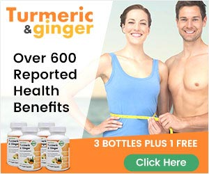 Turmeric And Ginger supplement