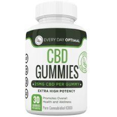 Everyday Optimal CBD Gummies