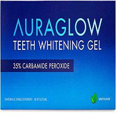Auraglow Teeth Whitening Gel