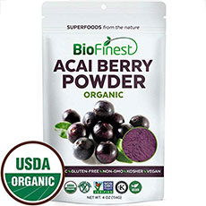 Biofinest Acai Berry Powder