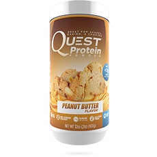 Quest Protein Peanut Butter