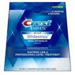 Crest 3D Whitestrips Dental Kit Reviews