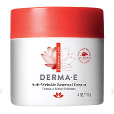 Derma e Renewal Cream