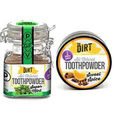 The Dirt All Natural Tooth Powder Review
