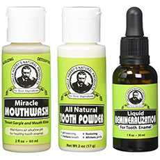 Uncle Harry's Remineralization Kit