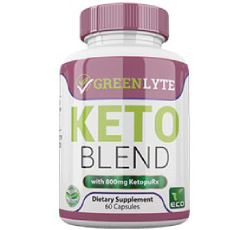 Greenlyte keto blend