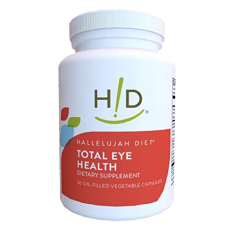 Hallelujah Diet Total Eye health