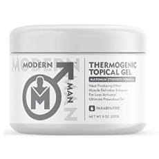 Modern Man Thermogenic Topical Gel