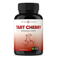 nutrachamps tart cherry