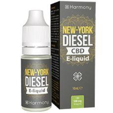 NYC Diesel CBD E Liquid