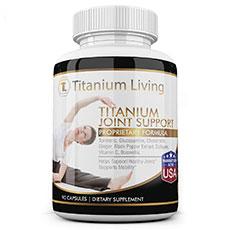 Titanium Joint Support