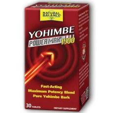 Yohimbe Power Max 1500