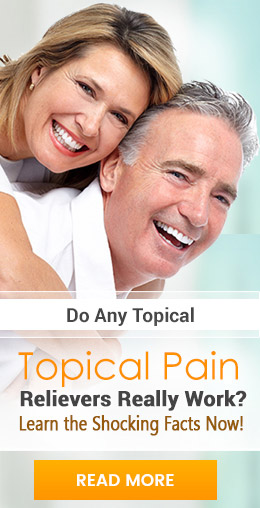 Topical Joint Pain Relief Products