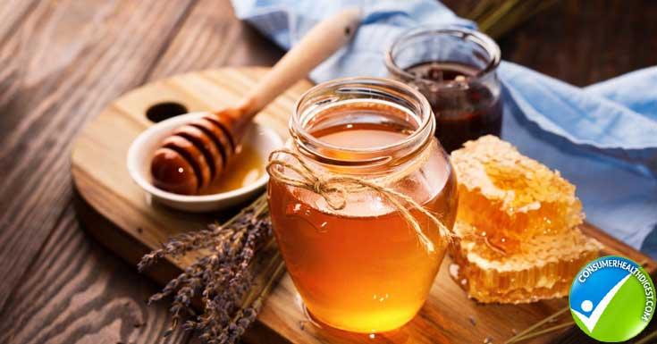 Honey For Sweetness