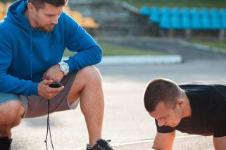 Athlete Turns Trainer