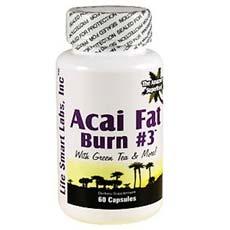 Acai Fat Burn 3