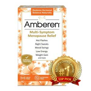 Amberen – Multi-Symptom Menopause Relief