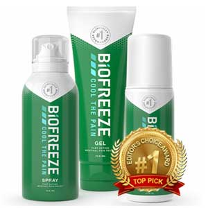 Biofreeze – Reducing Joint And Muscle Pain