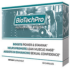 BioTechPro Testosterone Booster