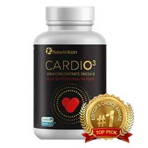 CARDIO3 By Newtrition