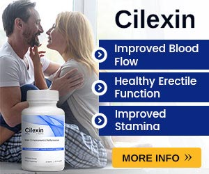 Cilexin Improved Blood Flow