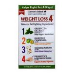 Doctor's Select Weight Loss 4 Reviews