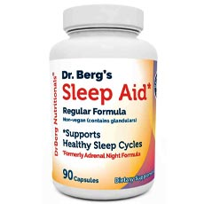 Dr. Berg's Sleep Aid