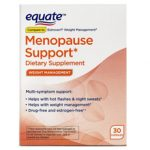 Equate Menopause Support Reviews – What You Need To Know