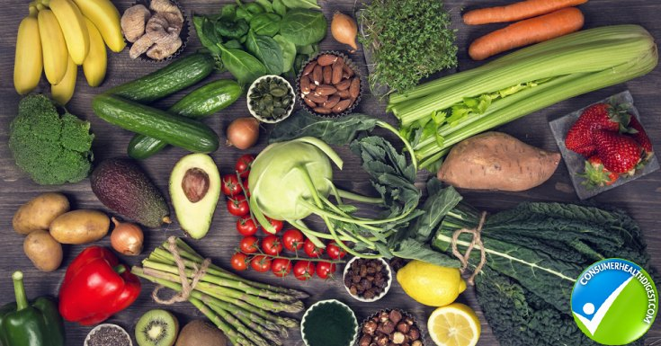 Fill Yourself with Alkalizing Food