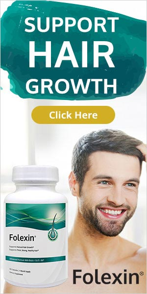 Folexin Support Hair Growth