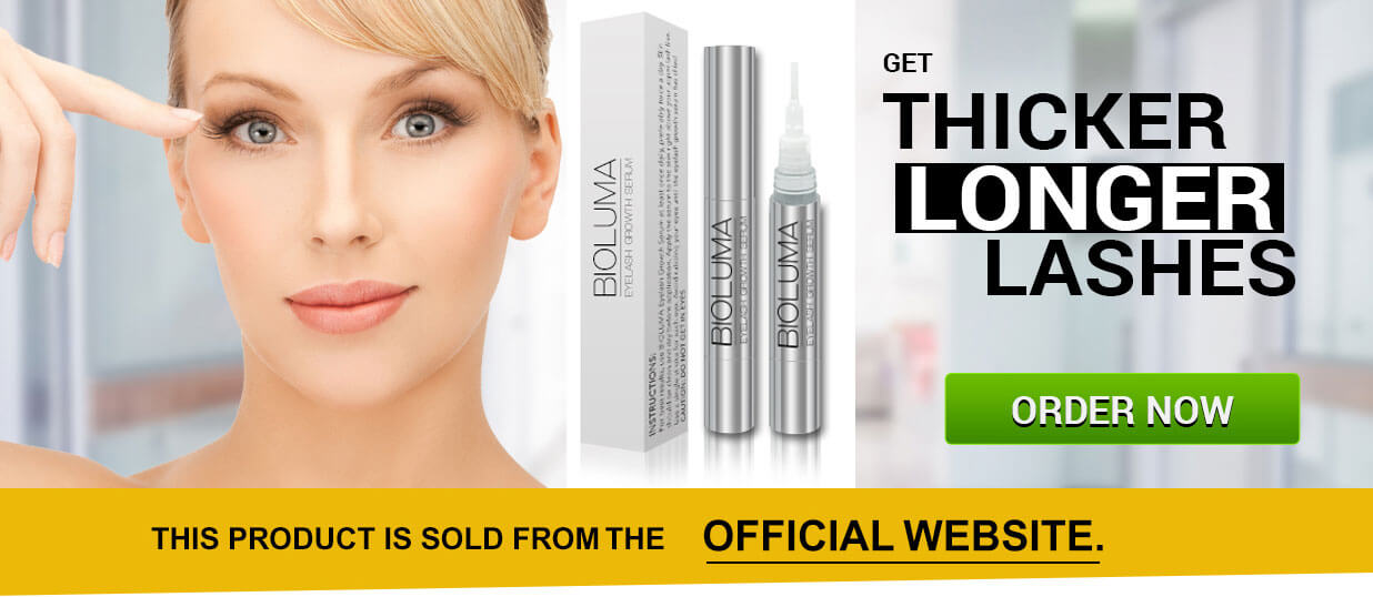 Get Thicker Longer Lashes