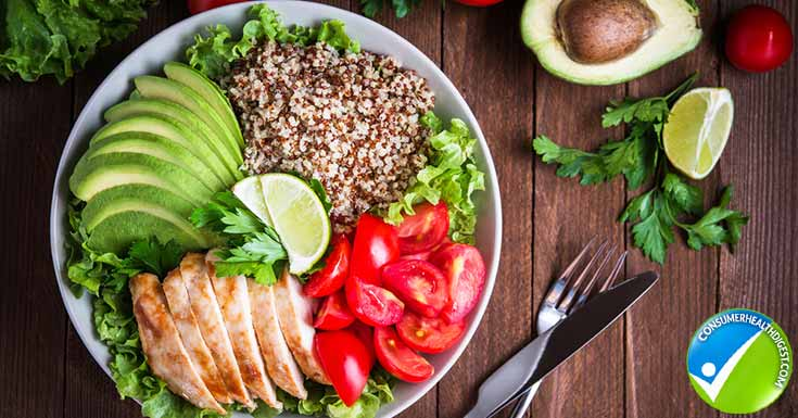 Healthy Diet and Regular Workouts