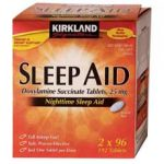 Kirkland Sleep Aid Reviews