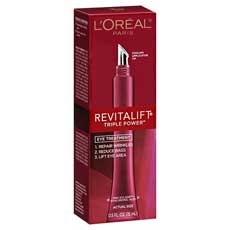 L'Oreal Revitalift Triple Power Eye Treatment