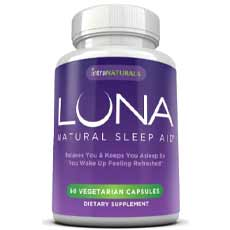 LUNA Natural Sleep Aid