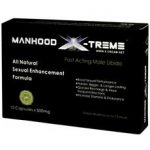 Manhood X-treme Review – Is It Worth Trying This Male Enhancement Pill?