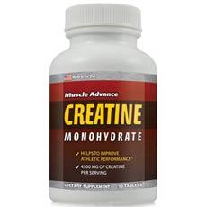 Muscle Advance Creatine Monohydrate