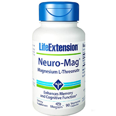 Neuro-Mag Magnesium L-Threonate