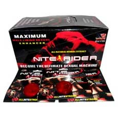 Nite Rider Sex Pills
