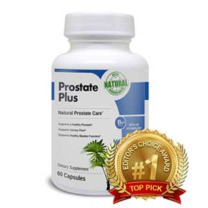 Our Recommended Product Prostate Plus