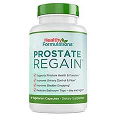 Prostate Regain Reviews Does It Really Work Trusted Health Answers