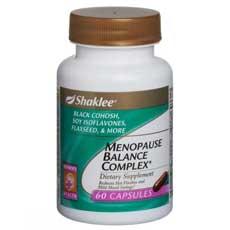 Shaklee Menopause Balance Complex