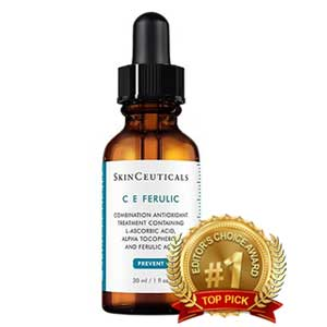 Our Recommended Rejuvenating Serum SkinCeuticals C E Ferulic