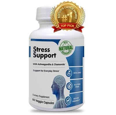 Our Recommended Product Stress Support