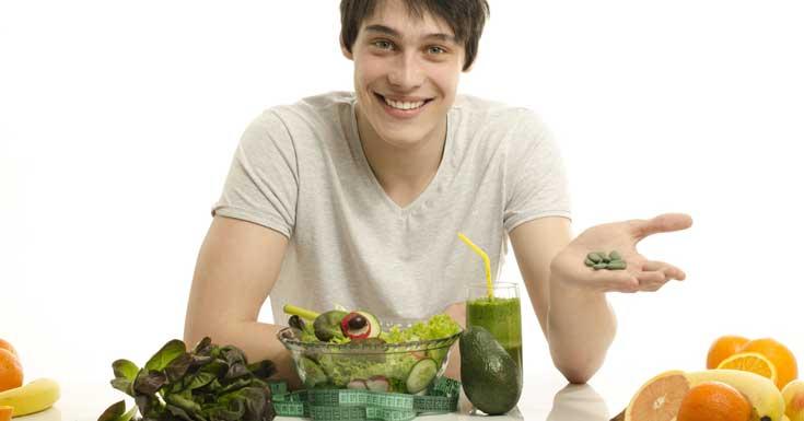 supplementation of your diet