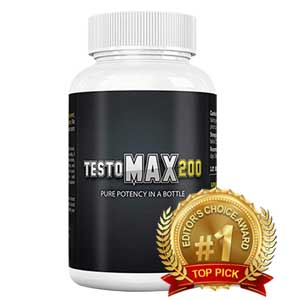 Our Recommended Product TestoMAX200