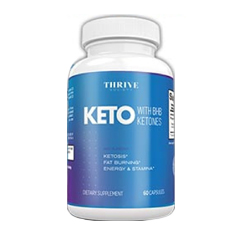 Thrive Society Keto