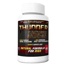 Thunder Rock Male Enhancement
